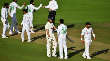 England vs Pakistan Stat Highlights 2nd Test Day 5: Southampton Weather Forces Draw