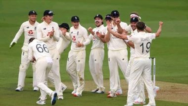 ENG vs PAK 2nd Test 2020, Day 1 Stat Highlights: James Anderson and Co Dominate Against Visitors