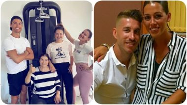 Footballers and Their Sisters: From Cristiano Ronaldo's Sisters Elma & Katia Aveiro to Neymar's Sister Rafaella Santos, Meet the Beautiful Sisters of Your Favourite Football Stars