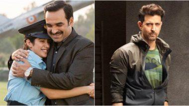 Gunjan Saxena: The Kargil Girl - Hrithik Roshan Praises Janhvi Kapoor's Film