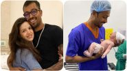 Hardik Pandya & Natasa Stankovic's Baby Boy Named Agastya? At Least That's What The Pictures Suggest