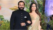 Kareena Kapoor Is Pregnant Again! Actress Shares a Joint Statement With Saif Ali Khan Confirming The 'Good Newwz'!