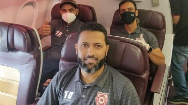 IPL 2020 Team Update: Kings XI Punjab Leaves for UAE, Mohammad Shami & KXIP Share Pictures and Video