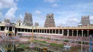 Avani Moola Festival 2020 Cancelled, Announces Meenakshi Amman Temple in Madurai Amid COVID-19Fears