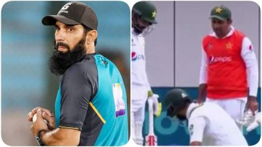 Misbah Ul Haq Reacts After Facing Criticism As Sarfaraz Ahmed Carries Water For Batsmen During ENG vs PAK, 1st Test 2020, Day 2