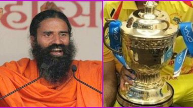IPL 2020 Sponsor: Patanjali Considering Indian Premier League Season 13 Title Sponsorship