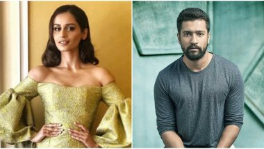 Manushi Chhillar Signs Her Second Bollywood Outing YRF's Comedy Starring Vicky Kaushal, Official Announcement on September 27, 2020?