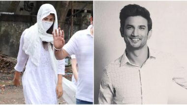 Sushant Singh Rajput Death Probe: MSHRC Sends Notice to Cooper Hospital and Mumbai Police for Allowing Rhea Chakraborty to Enter the Mortuary