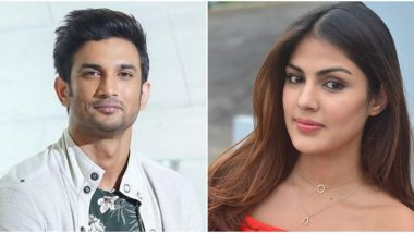 Sushant Singh Rajput Death Case: SC to Hear Rhea Chakraborty's Plea Seeking Transfer of FIR from Patna to Mumbai Today
