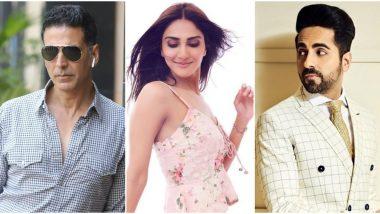 From Akshay Kumar, Hrithik Roshan to Ayushmann Khurrana, Vaani Kapoor's List of Co-stars Will Make You Say, 'Wow, That's Impressive'!