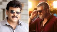 Chiranjeevi to Step into Thala Ajith's Shoes for the Telugu Remake of Vedalam?
