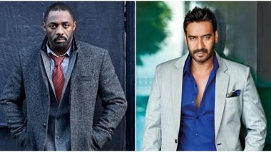 Ajay Devgn to Step into Idris Elba's Shoes For the Hindi Remake of Luther?