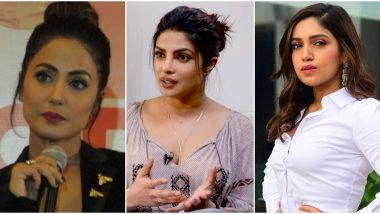 Beirut Blasts: Priyanka Chopra, Bhumi Pednekar, Hina Khan and Other Celebs Send their Love and Prayers for the Families Affected by this Tragedy (View Tweets)
