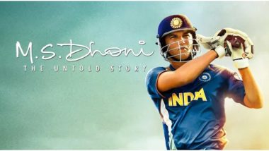 How to Watch M.S. Dhoni: The Untold Story Movie Online - Dhoni Fans Can Watch His Biopic Staring Late Sushant Singh Rajput as 'Captin Cool' Announces Retirement Here