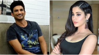 Janhvi Kapoor Believes the Kind of Work that Sridevi and Sushant Singh Rajput Did Gave a Sense of Ownership for Actors