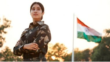 Gunjan Saxena's Fellow IAF Officer Sreevidya Rajan Calls Out the Netflix Film: 'Our Flying Was Never Cancelled for Petty Reasons'
