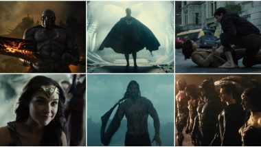 Justice League Snyder Cut Trailer: Zack Snyder Reveals Promo of His Version and His Darkseid at DC FanDome and Hallelujah, It Looks Good! (Watch Video)
