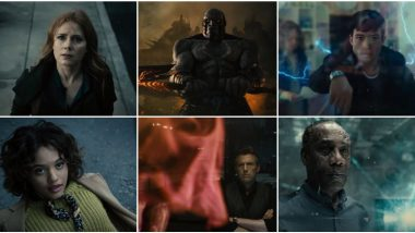 Justice League Snyder Cut Trailer Breakdown: Darkseid, Black Superman, Cyborg's Backstory, Flash's Speed-Force and More – Just 25 Visuals That Caught Our Attention in Zack Snyder's Version!