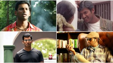 Vishal Birthday Special: From Sandakozhi to Thupparivaalan, 5 Entertainers of the Mass Hero That We Totally Dig!