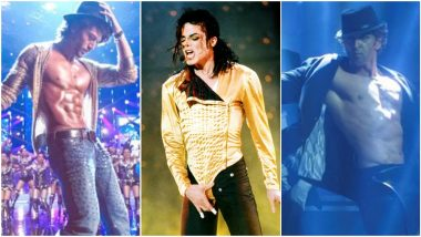 Michael Jackson Birth Anniversary: When Hrithik Roshan, Tiger Shroff, Johnny Lever Paid Tribute to the King of Pop (Watch Videos)