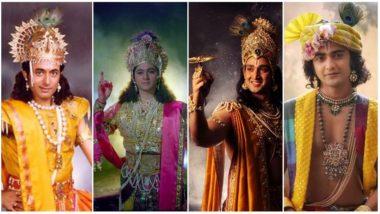 Janmashtami 2021: Nitish Bharadwaj, Swapnil Joshi, Sourabh Raaj Jain, Sumedh Mudgalkar - Actors Who Aced The Portrayal of Lord Krishna on Television!