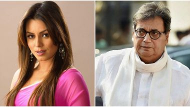 Mahima Chaudhry Accuses Subhash Ghai of Bullying Her, Reveals He Even Took her To Court