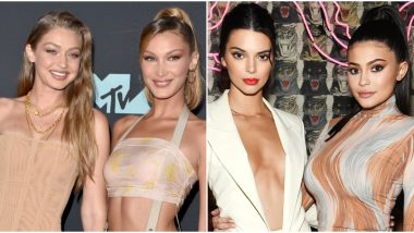 Sister's Day 2020: From Gigi Hadid - Bella Hadid to Kylie Jenner - Kendall Jenner, Checking Out Hollywood's Most Stylish Sisters