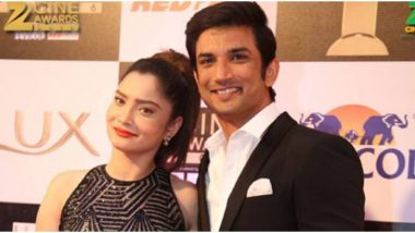 Sushant Singh Rajput Death Probe: ED Reveals the EMI of Ankita Lokhande's Previous Flat was Deducted from the Actor's Account, It was also Registered Under His Name