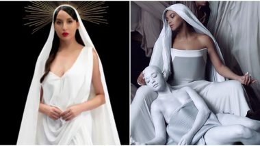 Diet Sabya Strikes Again! Targets Nora Fatehi's Pachtaoge for Blatantly Copying Beyonce's 'Mine' and Zayn Malik's 'Pillow Talk' Video Concepts