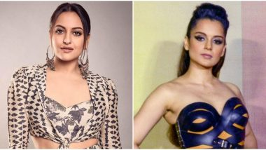 Sonakshi Sinha Takes a Dig at Kangana Ranaut, Says Nepotism Word Was Introduced by a Person Whose Sister is Managing Her Work