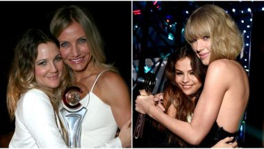 Friendship Day 2020: From Selena Gomez - Taylor Swift to Drew Barrymore - Cameron Diaz, Here's Looking at Hollywood's Most Stunning BFFs