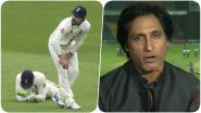 Ramiz Raja Trolls England for Poor Fielding During PAK vs ENG, 2nd Test 2020, Former Cricketer Says, 'England Maintaining Social Distancing From the Ball'