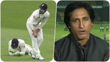 Ramiz Raja Trolls England for Poor Fielding During PAK vs ENG, 2nd Test 2020,