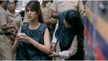 Rhea Chakraborty's Scene From Bank Chor Calling Arnab Goswami Her 'Idol' is Going Viral Right Now