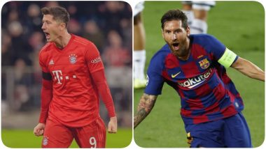 How to Watch Barcelona vs Bayern Munich, UEFA Champions League 2019–20 Live Streaming Online in India? Get Free Live Telecast of BAR vs BAY & Football Score Updates on TV