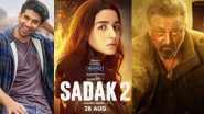 Sadak 2 New Posters Out! Alia Bhatt, Sanjay Dutt And Aditya Roy Kapur Give A Sneak Peek Into This Roller-Coaster Ride