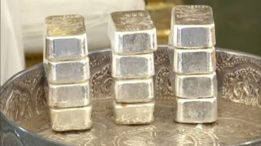 Ahmedabad Jains Give 24 Kg of Silver Bricks for Construction of Ram Temple in Ayodhya