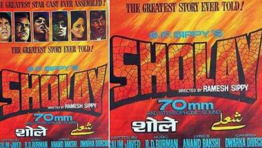 On Sholay's Anniversary Today, Here're 5 Aspects That Didn't Make It To The Movie