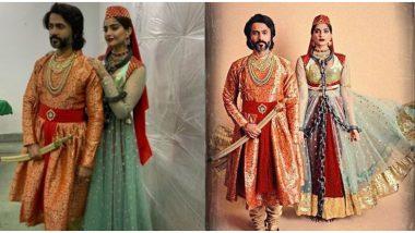 60 Years of Mughal-E-Azam: Katrina Kaif, Salman Khan Dressed as Iconic Characters