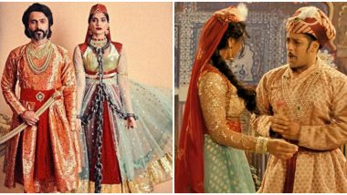 60 Years of Mughal-E-Azam: From Sonam Kapoor to Salman Khan, When Actors Dressed up the Iconic Characters From the Madhubala-Dilip Kumar Movie