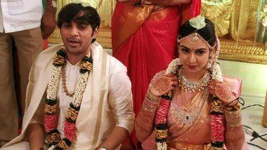 Saaho Director Sujeeth Reddy Gets Married To Pravallika In Hyderabad (View Pics)