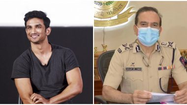 Sushant Singh Rajput Death Probe: From Actor's Bipolar Disorder to Rhea Chakraborty's Alleged Money Laundering, Mumbai Police Commissioner Reveals Key Details of Their Ongoing Investigation