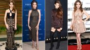 Anna Kendrick Birthday Special: Glamour Never Takes a Day Off in Her Fashion Wardrobe (View Pics)