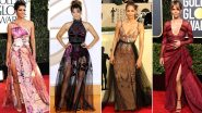 Halle Berry Birthday Special: A Fashionista Who is Always a Storm On the Red Carpet (View Pics)
