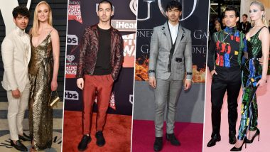 Joe Jonas Birthday Special: His Eccentric Fashion Choices are Not Everyone's Cup of Tea (View Pics)