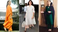 Independence Day 2020 Virtual Celebration Outfit Ideas: Anushka Sharma, Alia Bhatt and Sonam Kapoor's Easy Breezy Looks for 15th August Celebrations This Year (View Pics)