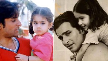 Saif Ali Khan Birthday Special: These Rare and Unseen Pictures of the Sacred Games Actor are Pure Gold