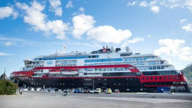 Norway: 40 Crew and Passengers Test COVID-19 Positive on Luxury Cruise Liner