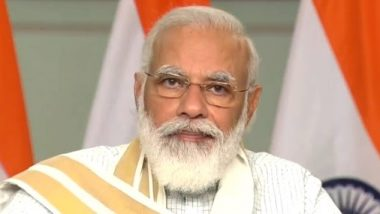 PM Narendra Modi Launches 'Transparent Taxation-Honoring the Honest' Platform; Reforms Like Faceless Assessment, Taxpayers Charter to Come Into Force From Today; Key Highlights