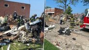 Baltimore Explosion: 1 Dead, Several Critical As Houses Explode Due to Gas Blast, Say Reports